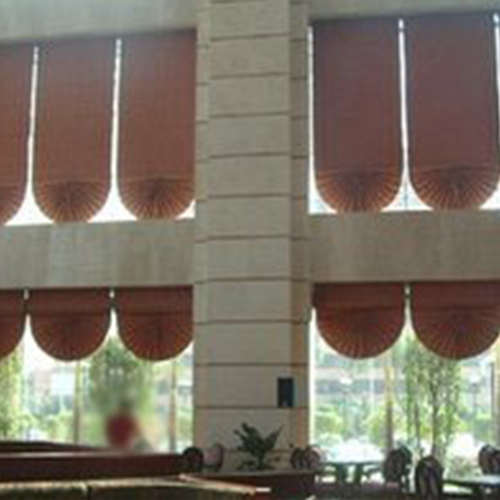 ?濟南酒店窗簾