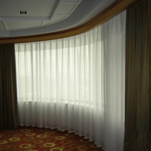 濟南電動窗簾